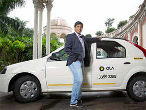 Ola, valued at about $3.5 billion, has raised about $1.6 billion from investors including Japanese internet and telecom conglomerate Soft Bank, Chinese cab-hailing giant Didi Chuxing, Tiger Global Management, Falcon Edge, DST Global and Matrix Partners India.