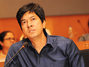 Rajiv Bansal specifically denied forwarding or deleting any official mails, the persons told ET.