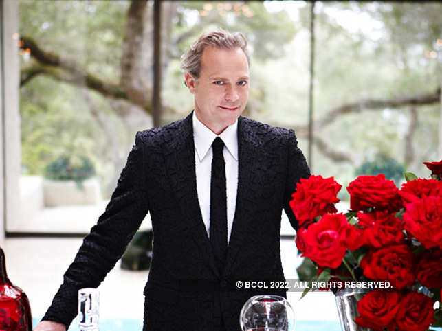 A flamboyant dresser with classic style, Boisset likes to enjoy the simpler things in life.