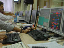 The NSE Nifty50 index was trading 65.90 points up at 9426.45.