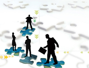 Managers mostly need management training, which becomes more meaningful when blended with theoretical knowledge.