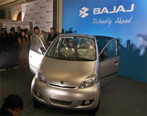 Renault Bajaj Nissan Agree To Price Low Cost Car At Around Rs 1 10