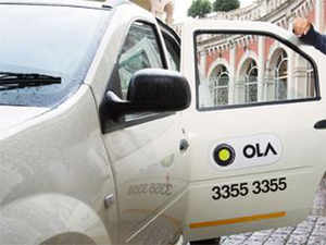 SBI has extended loans of `60 crore for owner-drivers operating under Ola with defaults at around `16 crore.