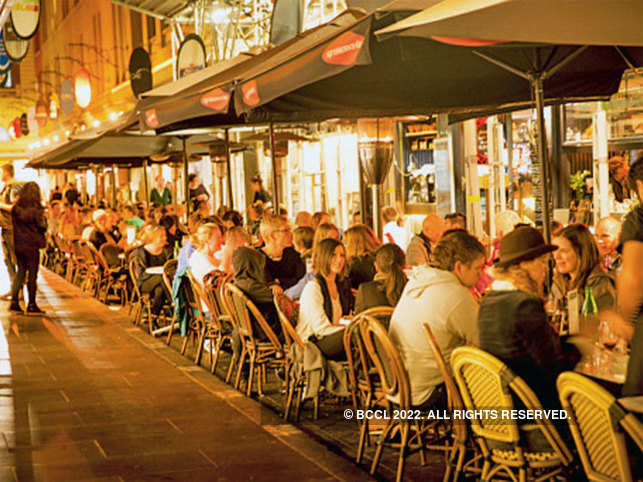 """One of Australia's most """"European"""", complex and most charming cities, Melbourne is getting """"discovered"""" by global foodies."""