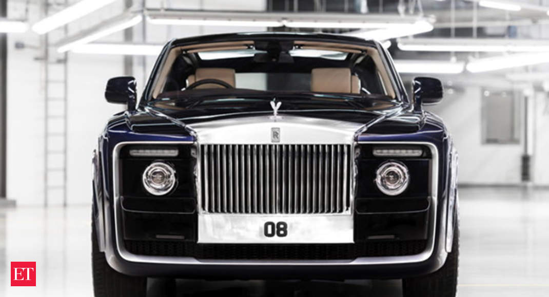 Hidden Features Of Sweptail Feast Your Eyes On The World S Most Exclusive And Expensive Rolls Royce The Sweptail The Economic Times