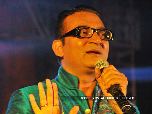 The 58-year-old singer posted a video saying that he won't let '#antinationals' stop his voice.