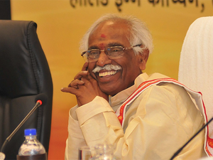 "Highlighting the combined efforts of 23 ministries in imparting skills training to 1.25-crore people, Labour minister Bandaru Dattatreya said, ""Employment generation is our top priority."""