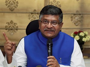 Ravi Shankar Prasad: India is too big a market for Apple to ignore