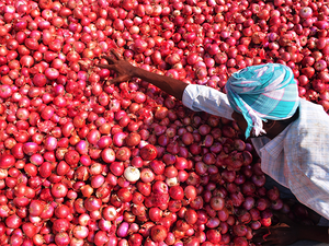 Production of onion is estimated to be around 21.6 million tonnes compared to 19.7 million tonnes in the first estimate.