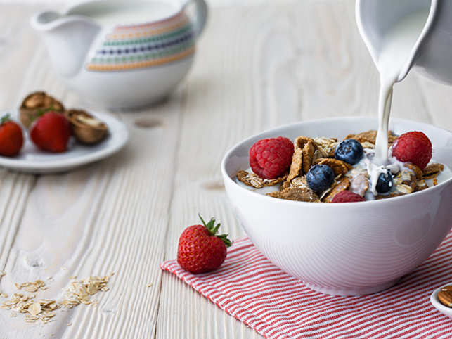 How well do you know your breakfast cereal make sure it doesnt opt for natural wholesome cereals rather than artificially processed ones ccuart Choice Image