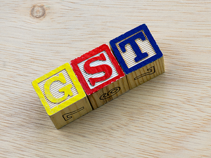 The challenge for banks under GST is to register in each state, unlike the current tax system.