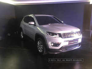 """""""With the start of production and an investment of $280 million in Jeep Compass localisation, we are reaffirming our commitment to Indian consumers."""""""