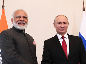 Narendra Modi Invites Russian Companies To Invest In Defence Other Sectors
