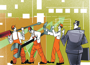 Government looks to tweak financing model for skilling in favour of private companies