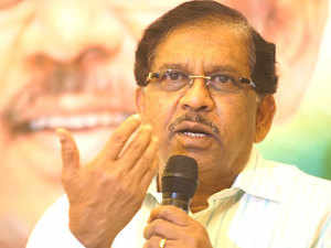 """Terming the other organisational changes as a """"measure to strengthen"""" the party, Parameshwara said, """"We will strive together to ensure that the party retains power in Karnataka."""""""