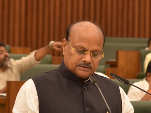 The minister requested that the issue is placed before the GST Council, at its meeting on June 3, for consideration.