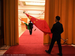 """""""China will never impose anything on others,"""" an unnamed Chinese official was quoted as saying by Institute of South Asian Studies (ISAS) in a paper published here."""