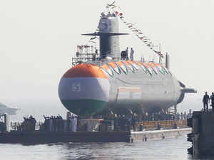 The successful trial moved the submarine a significant step closer to her induction into the Indian Navy later this year.