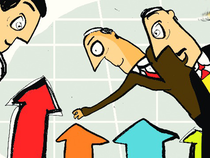 Shares of Titan Co., Vedanta Ltd, Ashok Leyland, ICICI Bank and ITC were among most traded securities on the National Stock Exchange.
