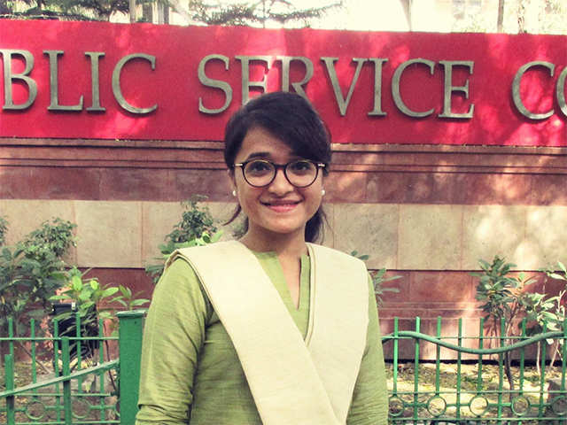 The Inspiring Story Of A 28 Year Old Who Beat All Odds To Ace Upsc Realising A Dream The Economic Times