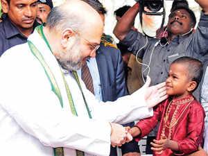 Shah showed keen interest in knowing how the Kerala BJP unit was progressing in making inroads into the Christian vote base.