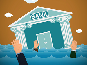 Though state-run banks' financials are crippled, their franchise and customer trust are not broken.