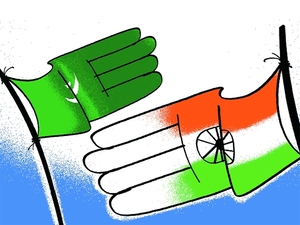 India and Pakistan till now had the status of observers along with Afghanistan, Belarus, Iran and Mongolia in the group.