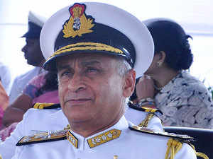 The Navy chief's visit comes ahead of Modi's proposed visit to Israel in July, a first by an Indian Prime Minister.