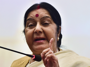 External affairs minister Sushma Swaraj flagged the matter at Prime Minister Narendra Modi's meeting with all secretaries on Monday.