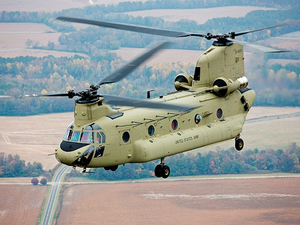 The part of the helicopter were manufactured in Tata Advanced Systems' Hyderabad factory.