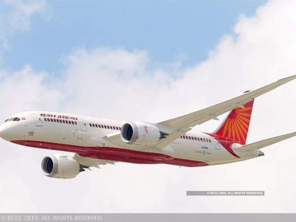 54e1d55e580f4 Air India plane overshoots runway after brake loss