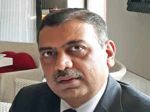 """""""A product offering life insurance with a guaranteed return of 5% over 20-25 years is a decent deal,"""" Anuj Mathur CEO, Canara HSBC OBC Life Insurance"""