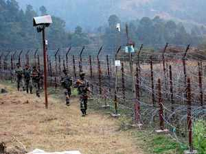 The Indian Army is retaliating strongly and effectively, the officer said, adding the firing is presently on.