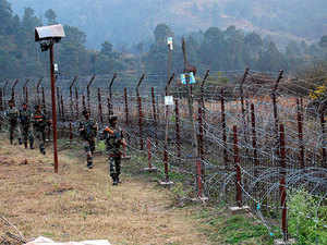 On Saturday, Pakistan had violated ceasefire along the LoC in Krishna Ghati sector of Poonch.