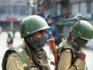 Police have launched a hunt to nab the attackers, the official said, adding that further details are awaited.