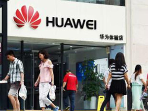 """""""Huawei overtook Apple in global sales volume share in December,"""" Huawei India Director for Product Centre Allen Wang said."""