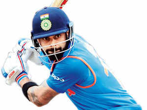 "Bunty Sajdeh, CEO of Cornerstone Sport and Entertainment, the agency that manages Kohli's endorsements, said the deal with MRF has been renewed at a ""significant jump"" from the previous Rs.8-crore three-year deal."
