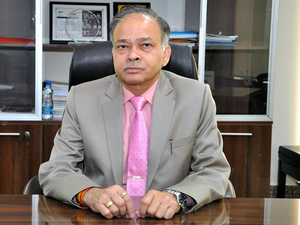 There are around 40 hydropower projects which are currently under stress in India says  KM Singh, CMD, NHPC.