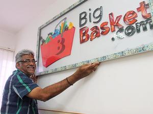 BigBasket co-founder Hari Menon