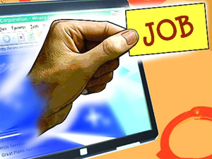 The survey of 4,910 employers across India indicated that the hiring activity is expected to slow for the sixth consecutive quarter.