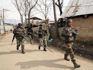 The militants also hurled a grenade at Pulwama police station, resulting in minor injuries to a policeman.