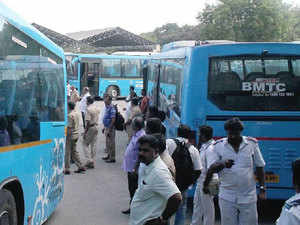 BMTC hopes to ensure that journey time in a bus is quicker than the one using a car and a two-wheeler.