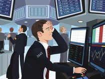 The BSE Sensex was trading 25.84 points up at 31129.33 on account of buying in frontline bluechip counters.