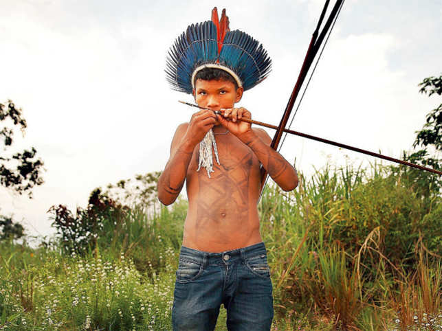 There are programmes to unveil new development plans that can help tribals in South America.
