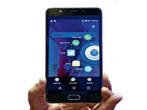 Industry insiders said that Panasonic's production levels had come down to nearly one lakh smartphones a month from March onwards.