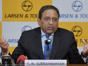 Few important projects are lined up this year says SN Subrahmanyan, Deputy MD & President, L&T.