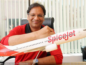 The last two quarters there was the effect of demonetisation and significant increase in the cost of ATF says  Ajay Singh, CMD, SpiceJet
