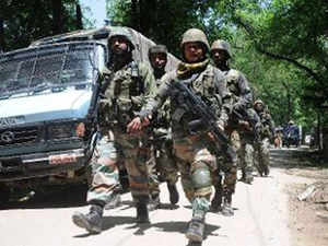 A sub-inspector, identified as Pulwama-resident Feroz, a driver and four other policemen, who were on a routine round in their jeep, died in the attack.