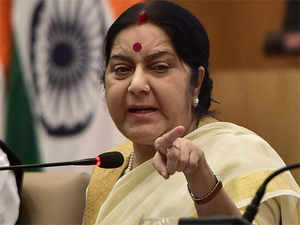 External affairs minister Sushma Swaraj, during her annual press meet on June 5, had said India has always engaged with China.