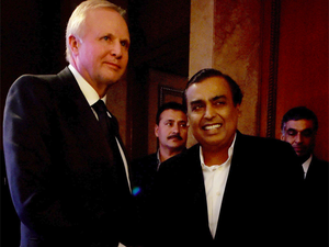 The plan announced by RIL chairman Mukesh Ambani and BP CEO Bob Dudley will help monetise promising fields in the KG Basin.